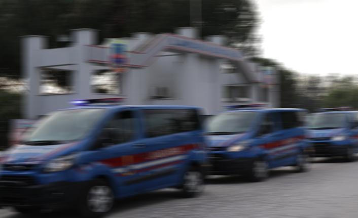 Samsun'da 7 ceset ihbarı jandarmayı harekete geçirdi