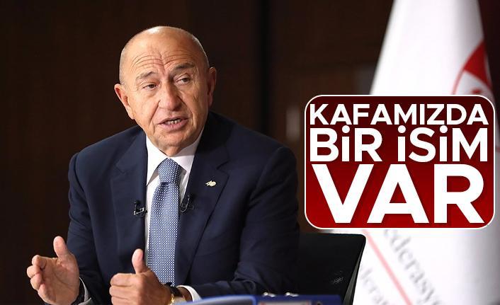 TFF Başkanı Nihat Özdemir Şenol Güneş ayrılığı sonrası konuştu
