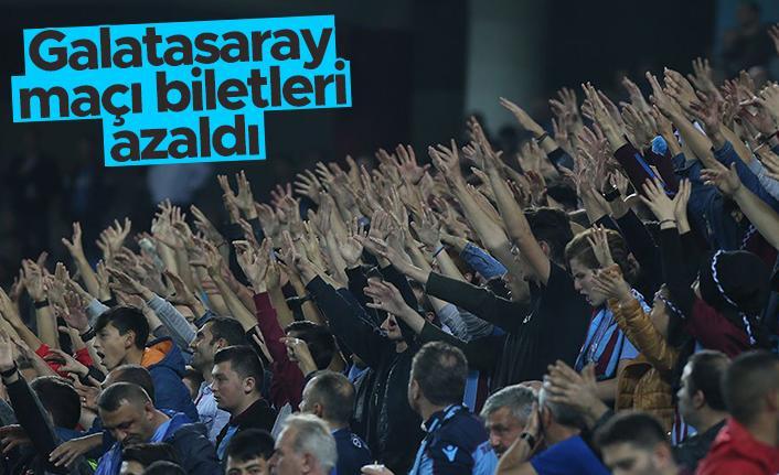 Trabzon'da Galatasaray maçına ilgi yoğun - Biletler önemli ölçüde azaldı