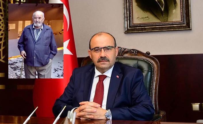 Trabzon Valisi İsmail Ustaoğlu'nun acı günü