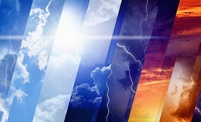 Yurt genelinde hava durumu - 13.09.2021