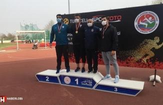 Büyükşehir sporcusu Türkiye şampiyonu oldu