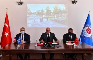 Trabzon'un çehresini değiştirecek Ganita-Faroz projesinde imzalar atıldı