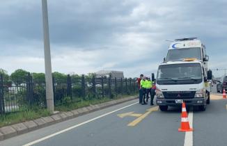 Trabzon trafiği felç oldu